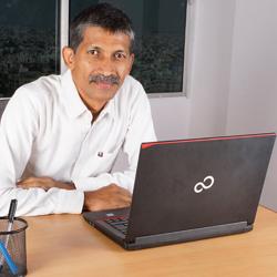 P Vasudevudu</span><br />Chief Executive Officer