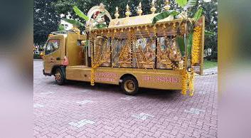 Hearse Van
